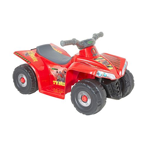 DreamWorks Dinotrux 6V Dino Trux Light-up Little Quad Ride-On