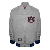 Men's Franchise Club Auburn Tigers Edge Fleece Jacket