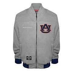 Men's Franchise Club Auburn Tigers Edge Fleece Jacket