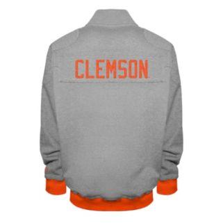 Men's Franchise Club Clemson Tigers Edge Fleece Jacket