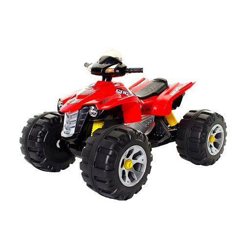 Surge 12V XL Quad Ride-On
