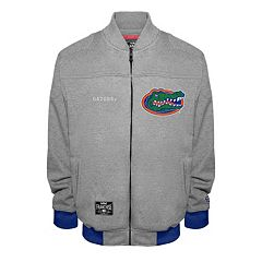 Men's Franchise Club Florida Gators Edge Fleece Jacket