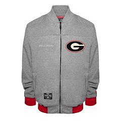 Men's Franchise Club Georgia Bulldogs Edge Fleece Jacket