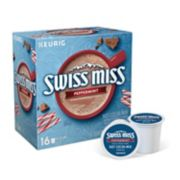 Keurig® K-Cup® Pod Swiss Miss Limited Edition Peppermint Hot Cocoa - 16-pk.