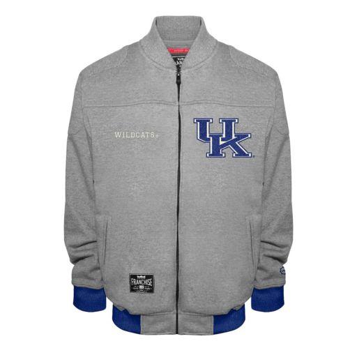 Men's Franchise Club Kentucky Wildcats Edge Fleece Jacket