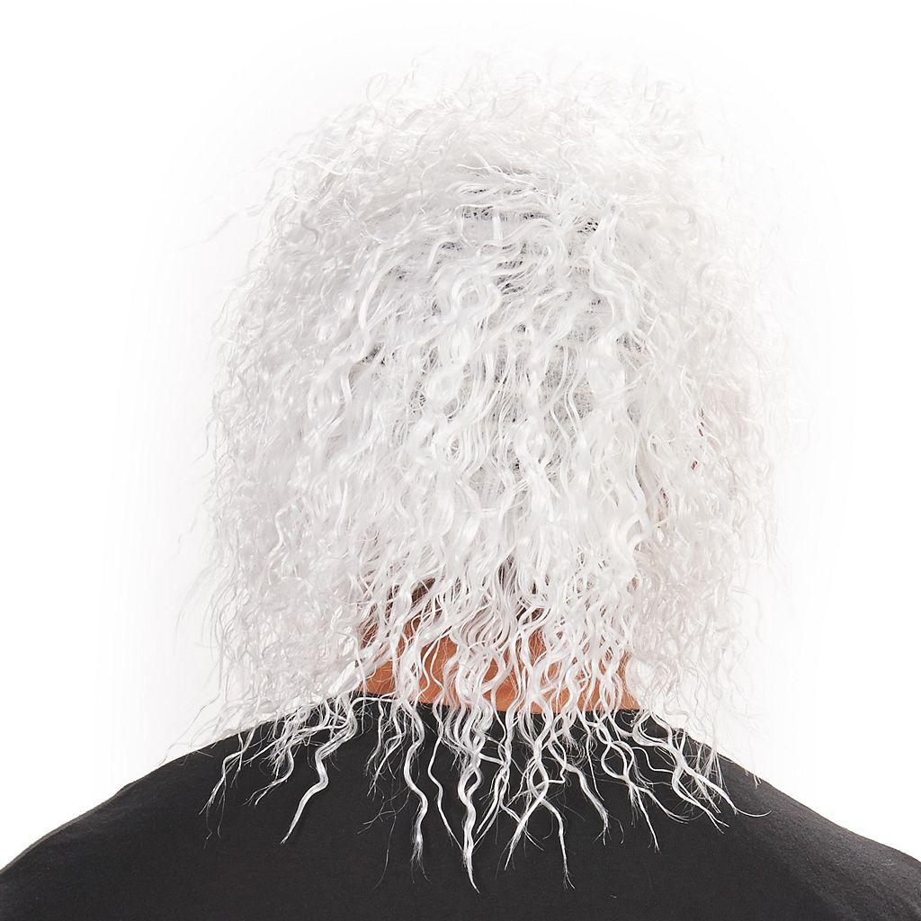Adult Mad Scientist Costume Wig