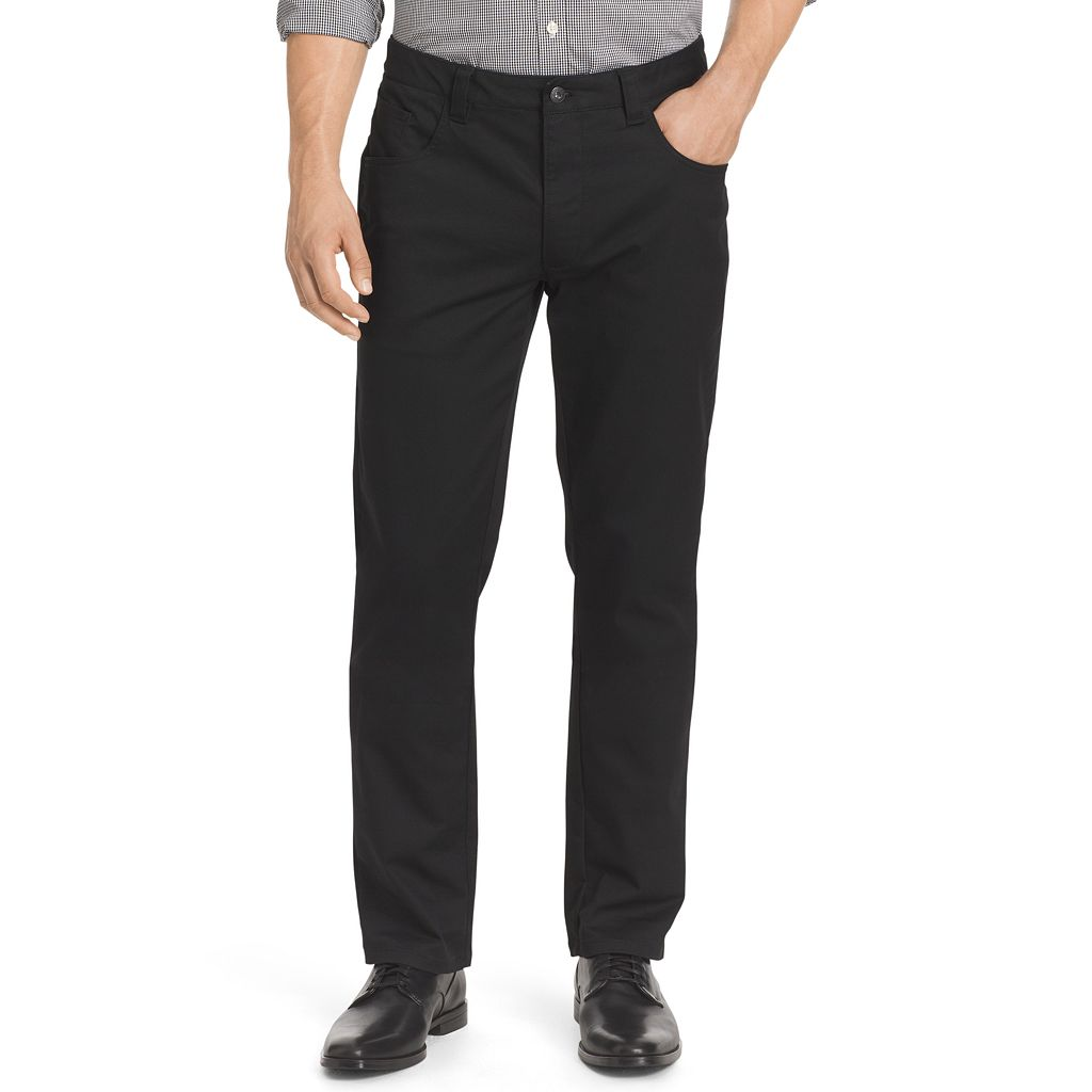 Men's Van Heusen Flex Slim-Fit No-Iron Dress Pants