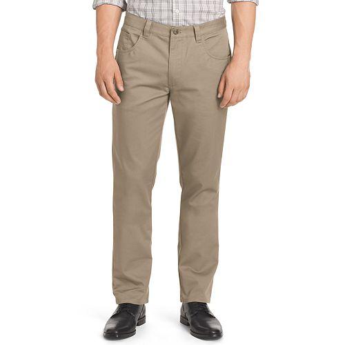 c7020f850651c Men's Van Heusen Flex Slim-Fit No Iron 5 Pocket Pant