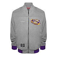 Men's Franchise Club LSU Tigers Edge Fleece Jacket