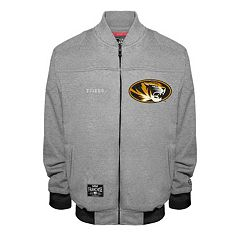 Men's Franchise Club Missouri Tigers Edge Fleece Jacket