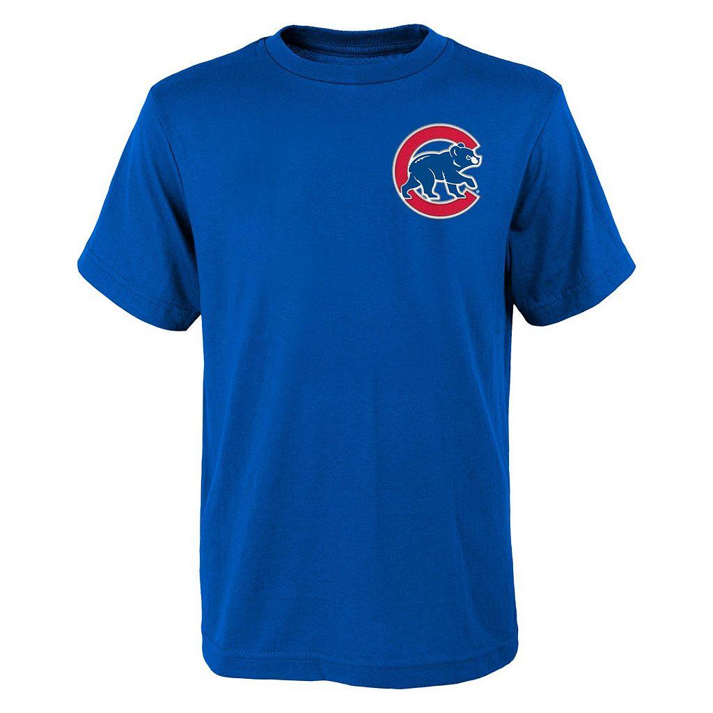 Boys 8-20 Chicago Cubs Aroldis Chapman Tee