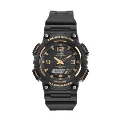 Casio Men's Tough Solar Analog-Digital Watch - AQS810W-1A3V