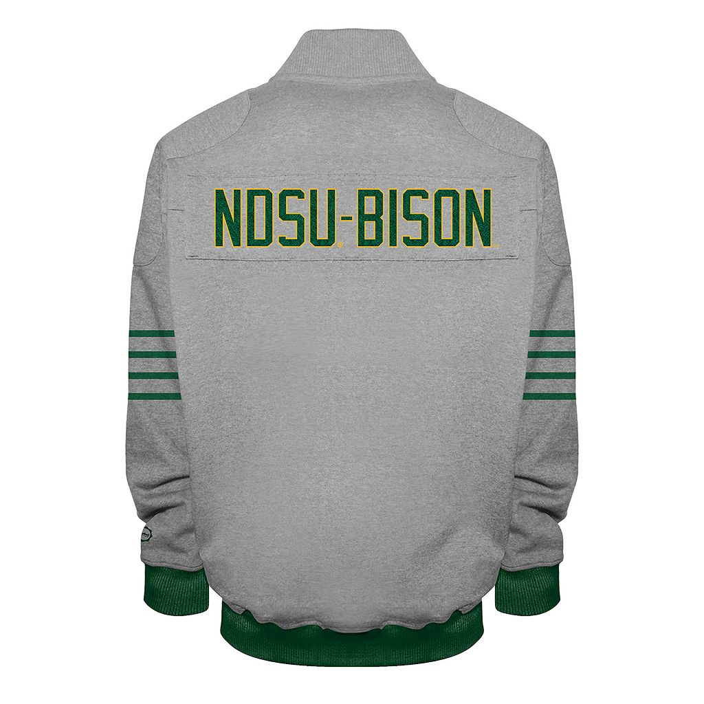 Men's Franchise Club North Dakota State Bison Edge Fleece Jacket