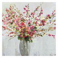 Artissimo Bouquet Canvas Wall Art