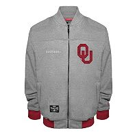 Men's Franchise Club Oklahoma Sooners Edge Fleece Jacket