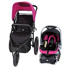 Baby Trend Stealth Jogger Stroller Travel System by