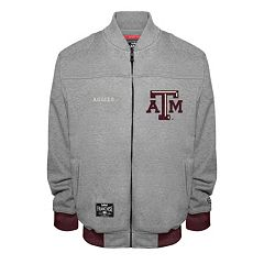 Men's Franchise Club Texas A&M Aggies Edge Fleece Jacket