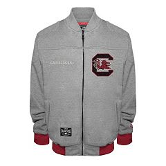 Men's Franchise Club South Carolina Gamecocks Edge Fleece Jacket