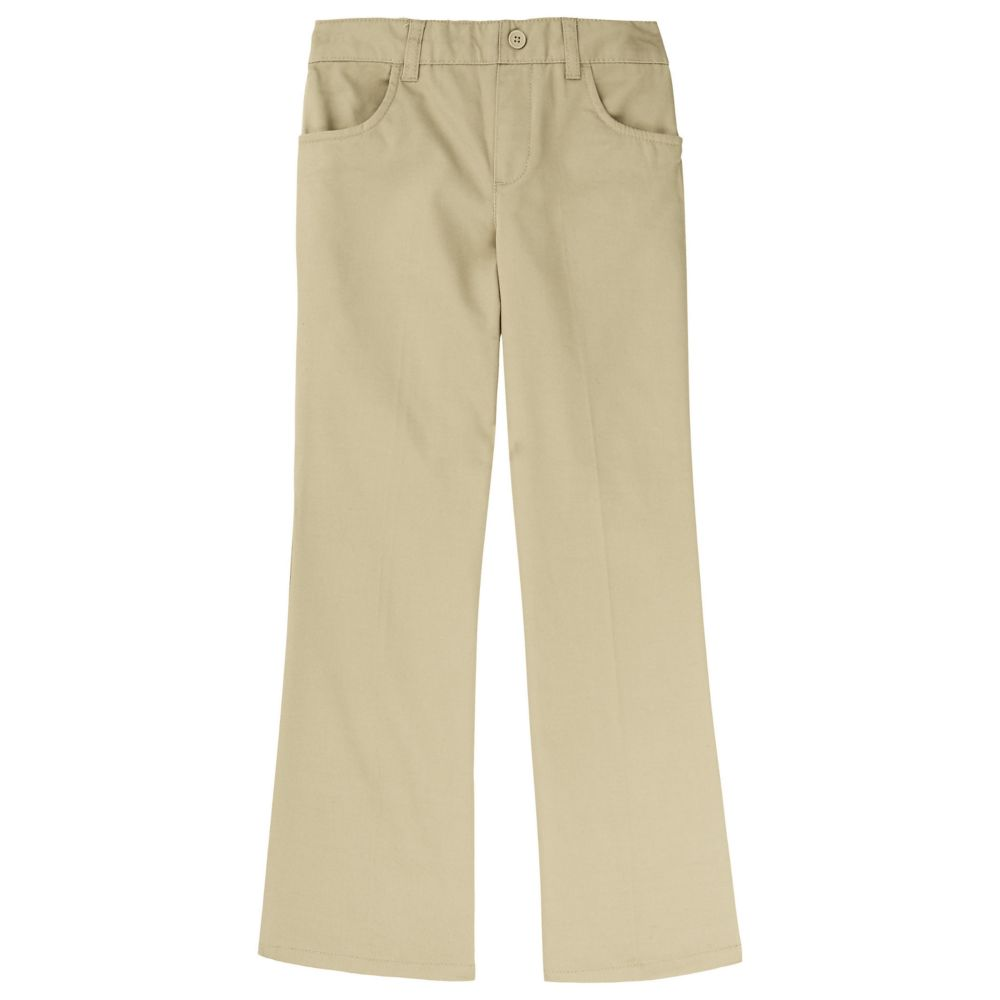4-20 & plus size french toast school uniform pull-on pants