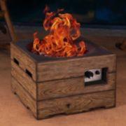 Sunjoy Kent LP Outdoor Fire Pit