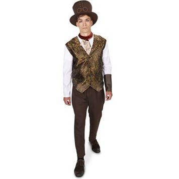 Adult Steampunk Gentleman Costume
