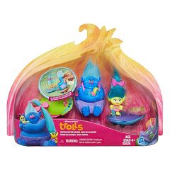 DreamWorks Trolls Critter Skitter Boards Set by Hasbro