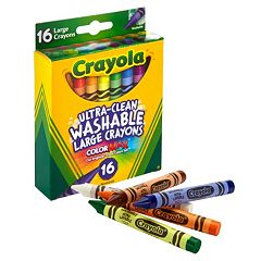 Crayola 16-ct. Large UltraClean Washable Crayons