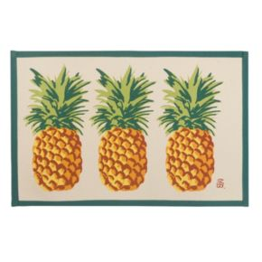 Tommy Bahama Tortuga Pineapple Placemat