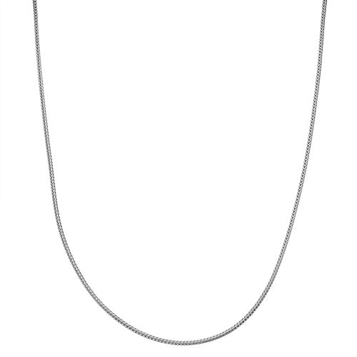 Junior Jewels Kids' Sterling Silver Wheat Chain Necklace