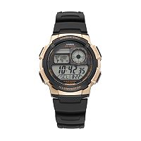 Casio Men's Classic Digital World Time Watch - AE1000W-1A3V