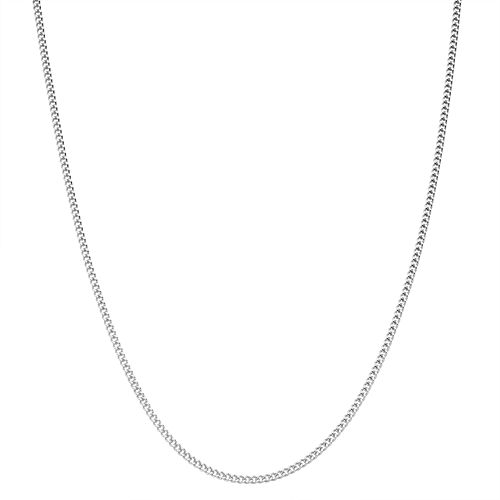Junior Jewels Kids' Sterling Silver Curb Chain Necklace