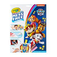 Paw Patrol Mess Free Color Wonder Markers & Paper Set by Crayola