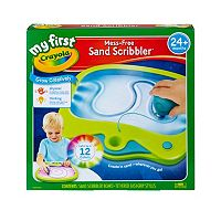My First Crayola Sand Scribbler
