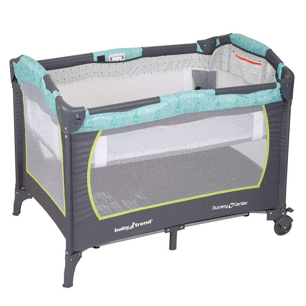 Baby Trend Serene Nursery Center Playard