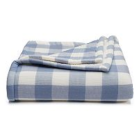 SONOMA Goods for Life™ Gauze Buffalo Check Throw
