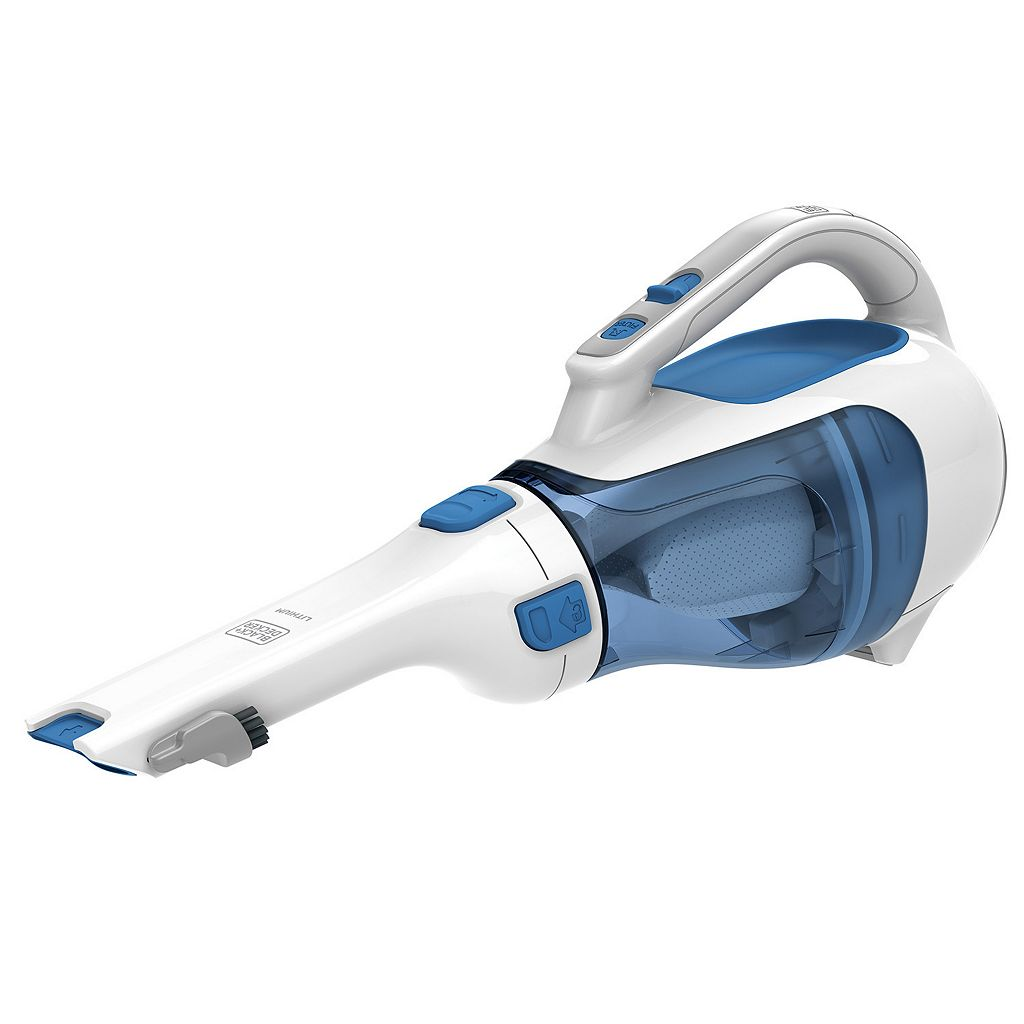 Black & Decker Cordless Lithium Hand Vacuum with Scent (HHV1320JRS02)