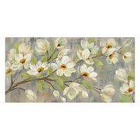 Artissimo April Branch Canvas Wall Art