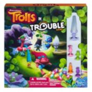 DreamWorks Trolls in Trouble Game by Hasbro