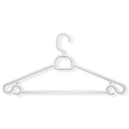 Honey-Can-Do 30-pack Tubular Hanger