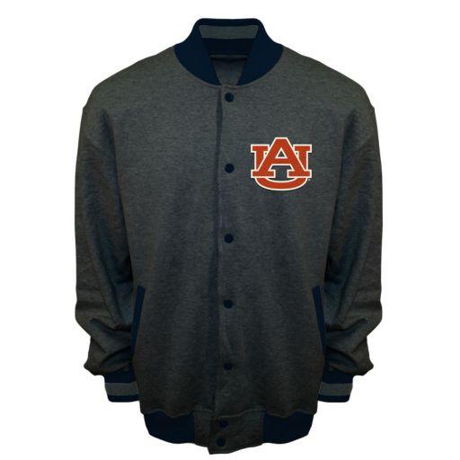 Men's Franchise Club Auburn Tigers Classic Fleece Jacket