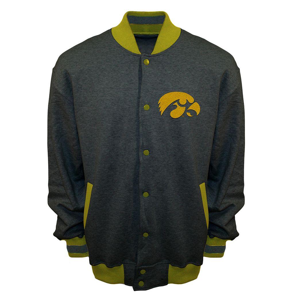 Men's Franchise Club Iowa Hawkeyes Classic Fleece Jacket