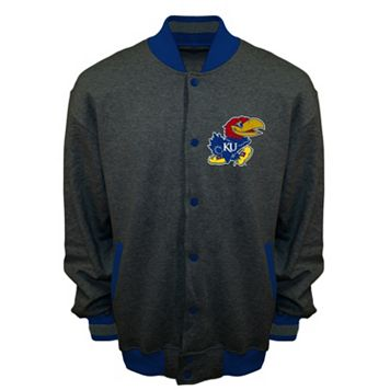 Men's Franchise Club Kansas Jayhawks Classic Fleece Jacket