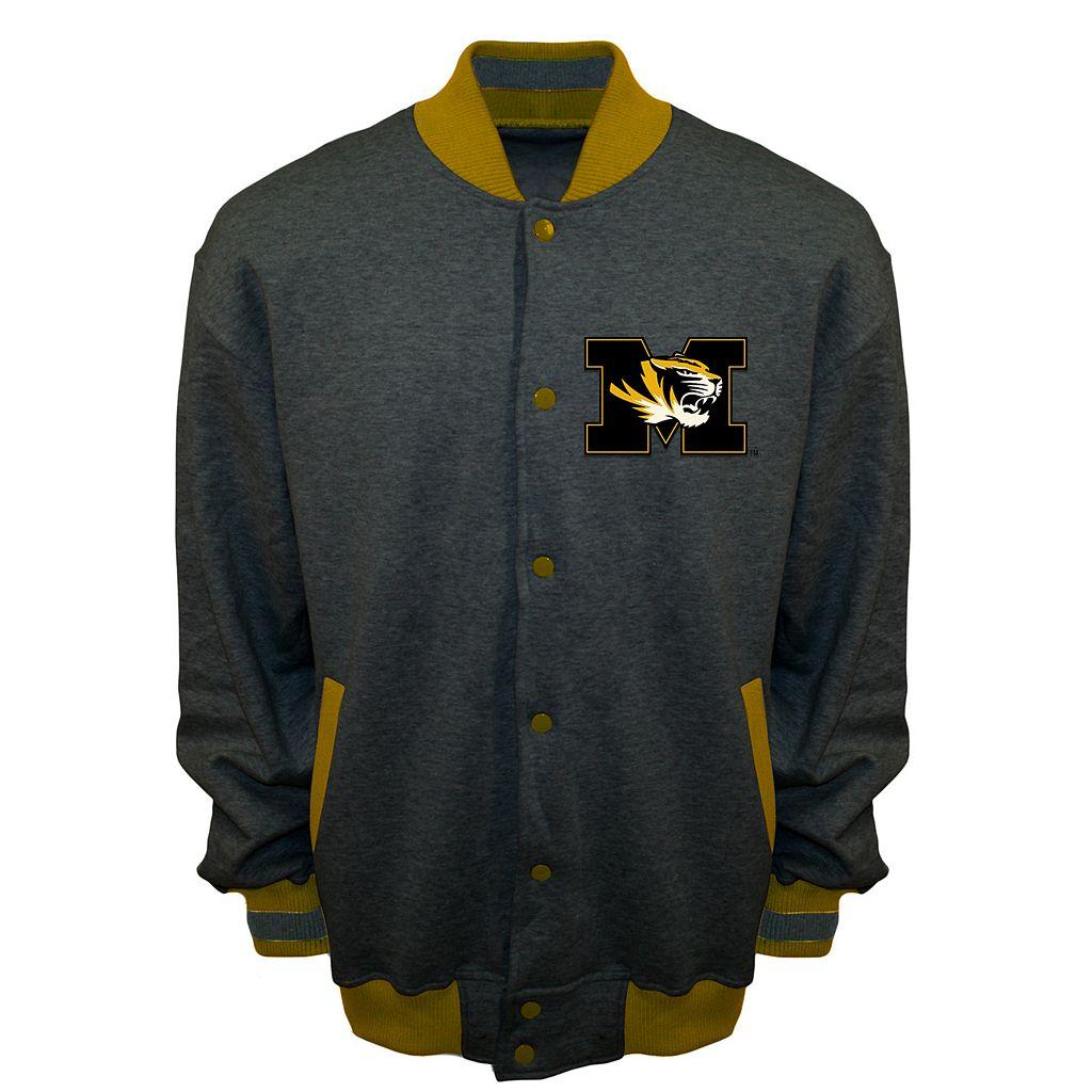 Men's Franchise Club Missouri Tigers Classic Fleece Jacket