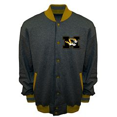 Men's Franchise Club Missouri Tigers Classic Fleece Jacket