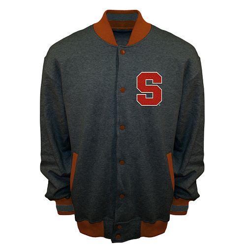 Men's Franchise Club Syracuse Orange Classic Fleece Jacket