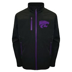 Men's Franchise Club Kansas State Wildcats Softshell Jacket
