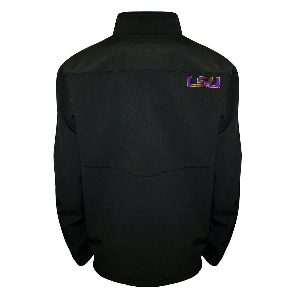 Men's Franchise Club LSU Tigers Softshell Jacket