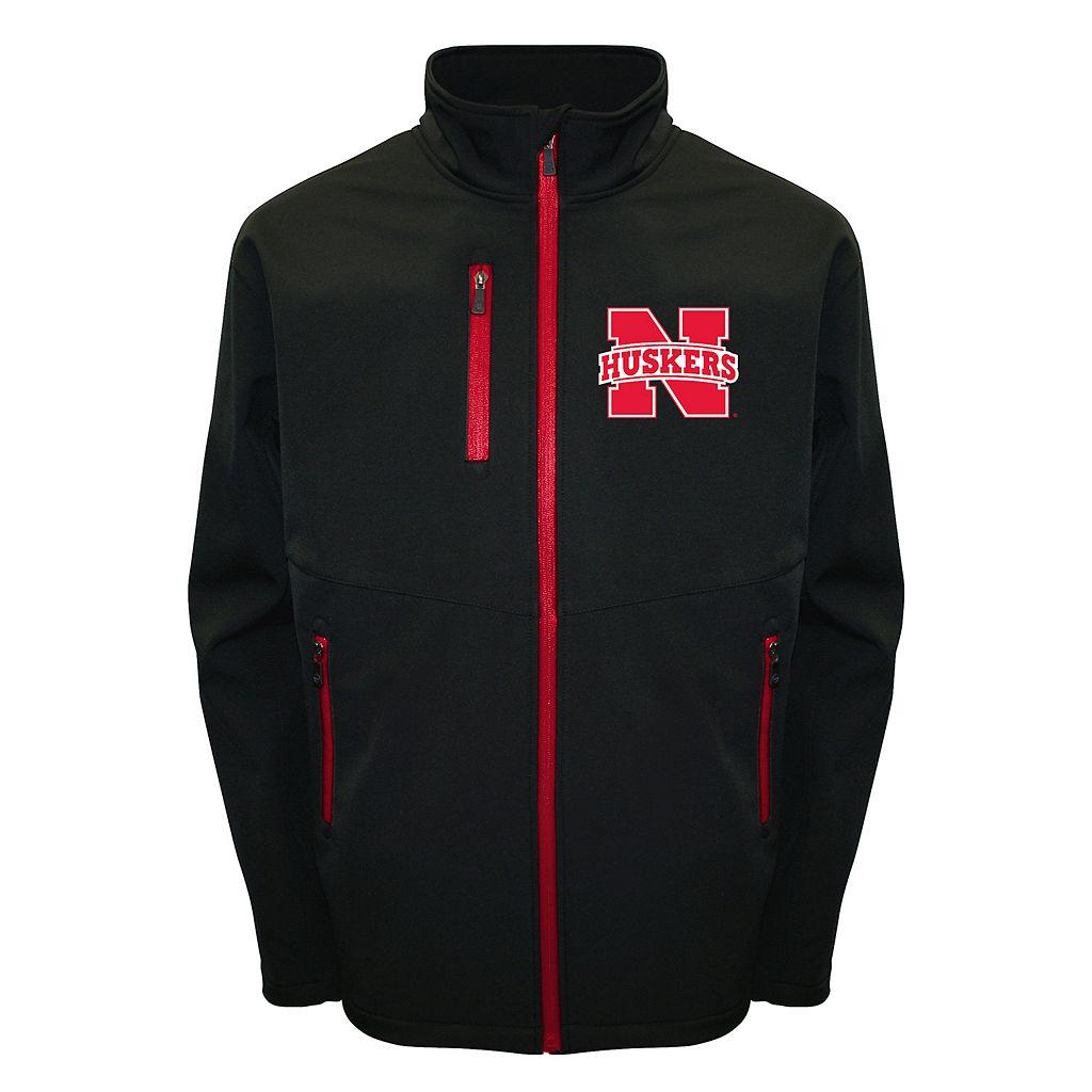 Men's Franchise Club Nebraska Cornhuskers Softshell Jacket