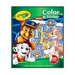 PAW Patrol Color & Sticker Set by Crayola