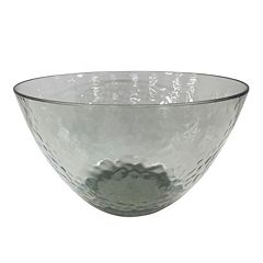 Food Network™ Smoke Textured Acrylic Serving Bowl